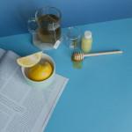 Tea, Ginger, Oregano oil, Cold, Sick, Flu, Remedy