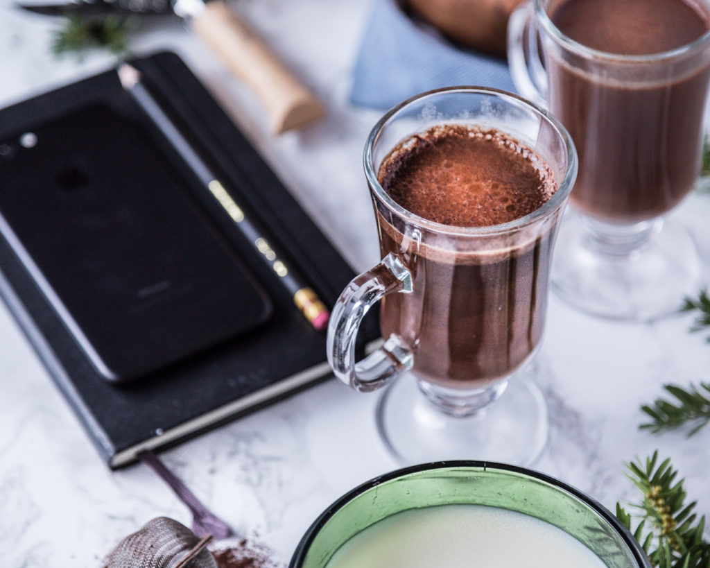 Cozy Hot Cocao For One by Ronny Joseph of Primal Gourmet