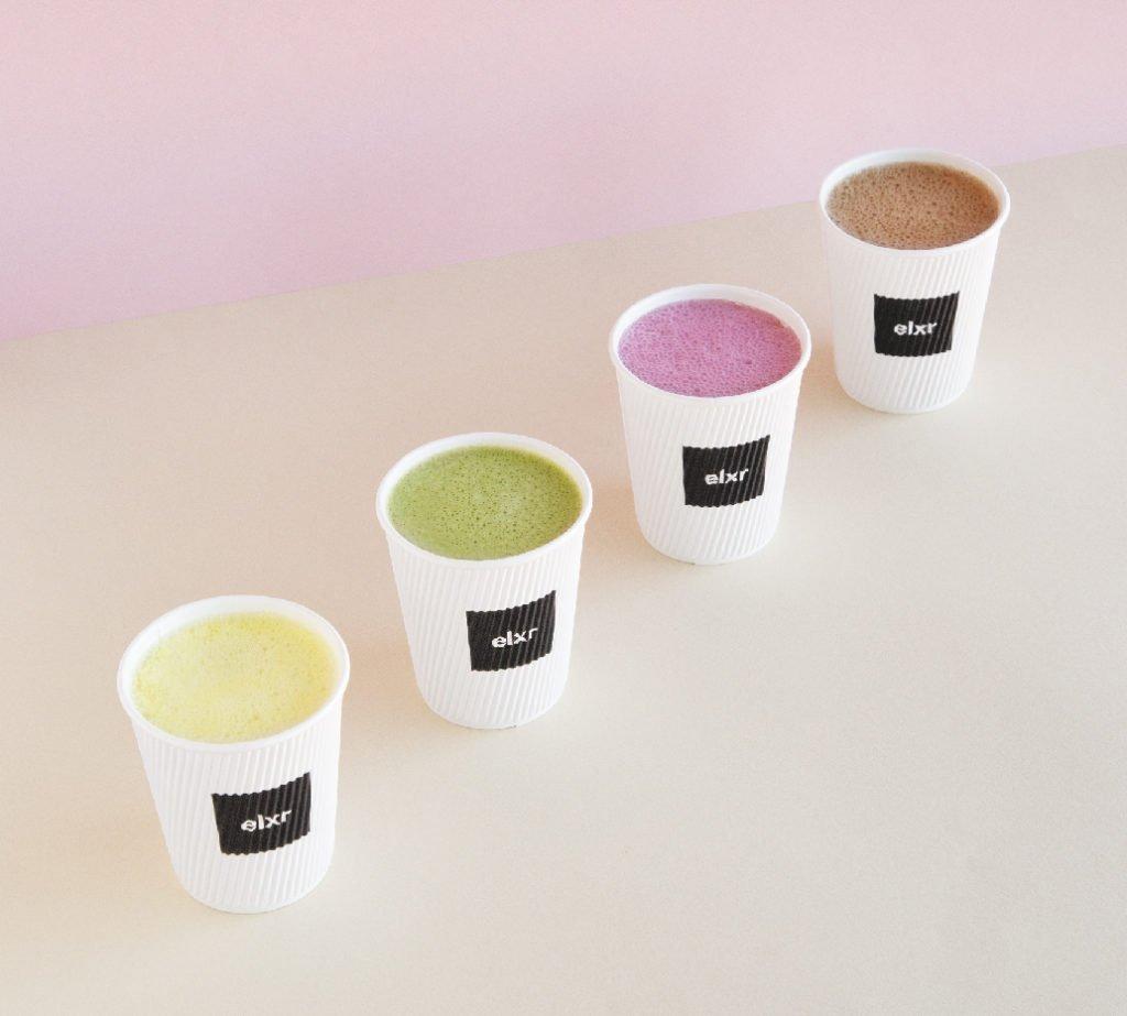 superfood hot drinks- Elxr juice lab