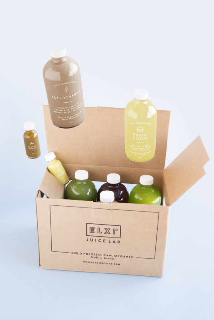 SPRING CLEAN YOUR ROUTINE- Elxr juice lab