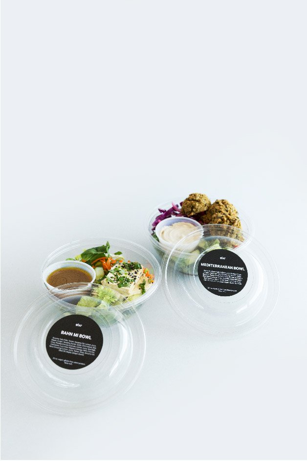 PROTEIN BOWLS-  New food, New nourishment