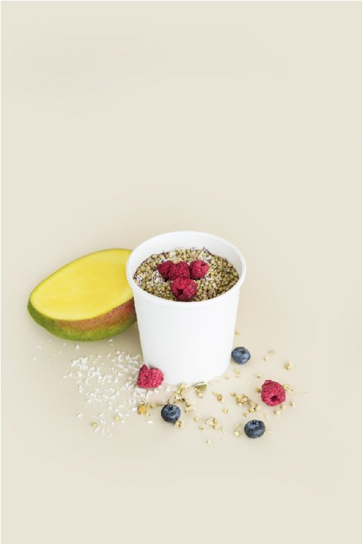 acai bowl, A new probiotic way to start your day