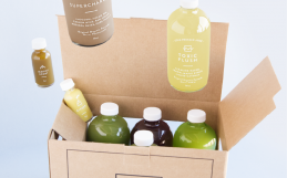 ELXR's guide to juice cleansing