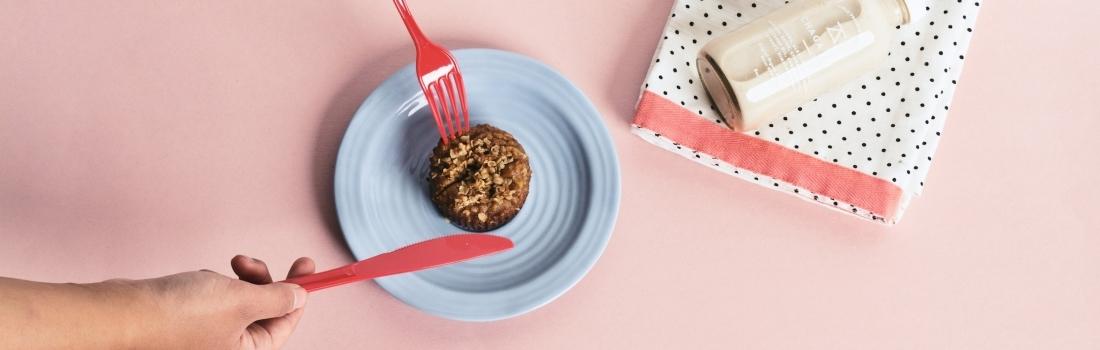 {Guest Post//Recipe} Apple Spice Spelt Muffins