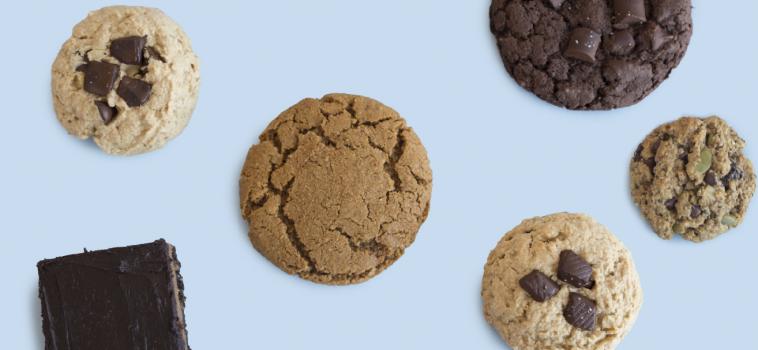 Treat yourself with gluten-free vegan desserts