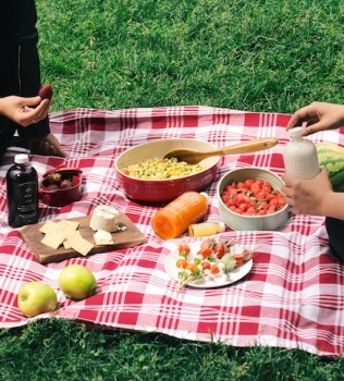 Gluten-free summer picnics