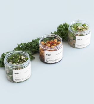 A new way to lunch: Meet the ELXR salads