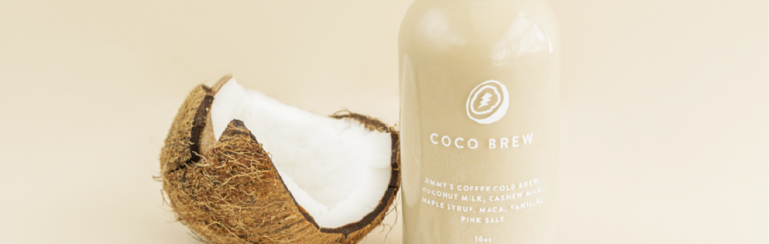 Meet Coco Brew cold coffee