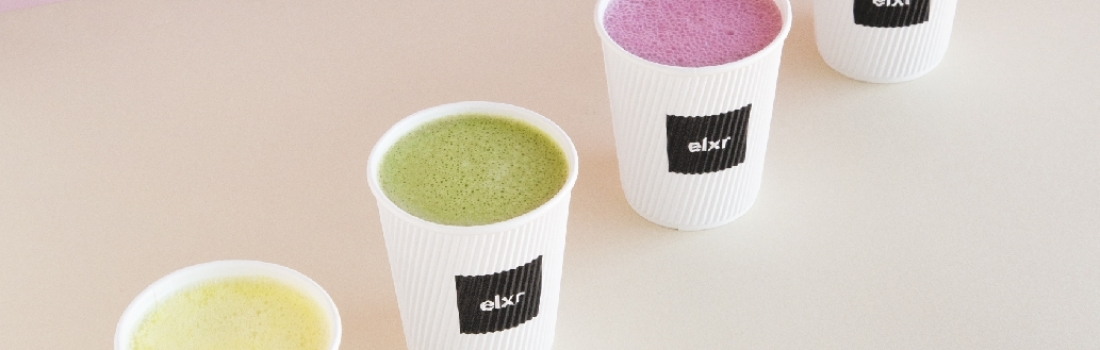 Our new superfood hot drinks