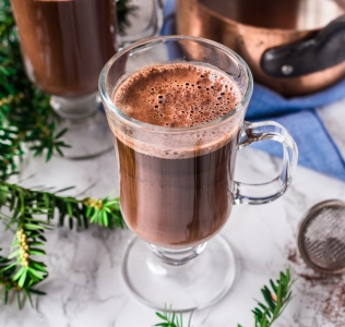{Guest Post//Recipe} Cozy Hot Cocao For One