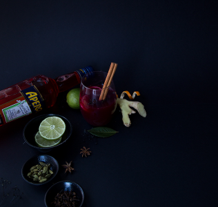 {Recipe} How to Make Mulled Juice: A Winter Cocktail