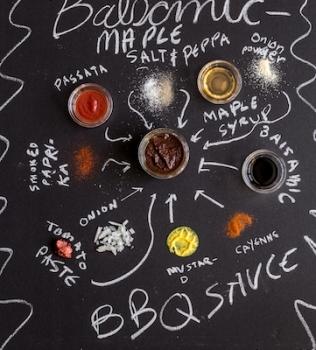 Recipe for Paleo Balsamic-Maple BBQ Sauce