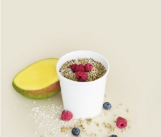 NOW SERVING: PROBIOTIC AÇAI BOWLS