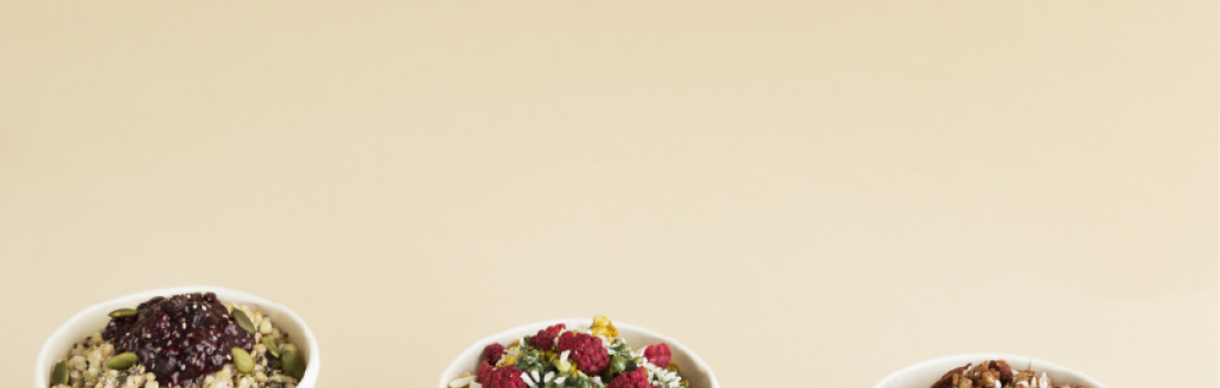 The Activated Power Bowl: A nourishing hot cereal developed by my new roots and elxr